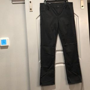 Charcoal gray gap pants. NWOT!